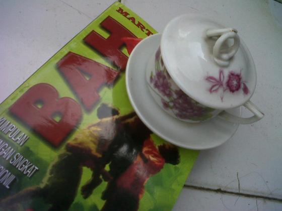 Cover buku Bah